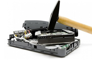 DIGITAL MEDIA & HARD DRIVE DESTRUCTION