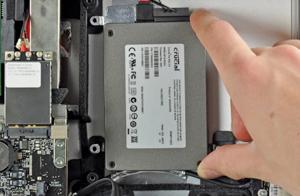 SSD Upgrade Macbook Pro