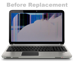 Laptop Screen Repair Replacement