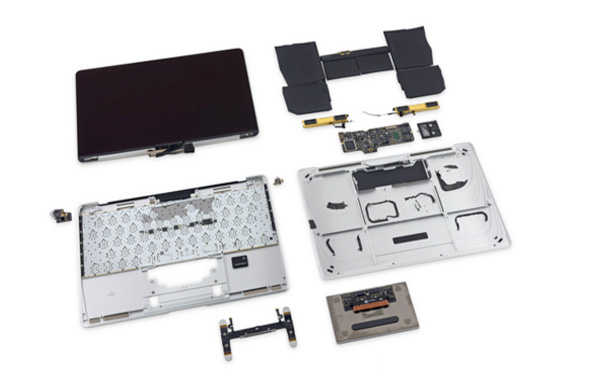 Macbook Keypad Repair
