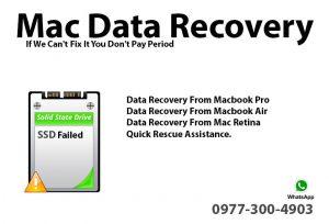 Macbook Data recovery Mumbai