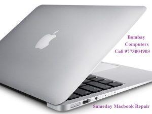 Same Day macbook repair Mumbai